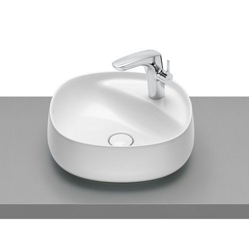 Aufsatzhandwaschbecken / Keramik