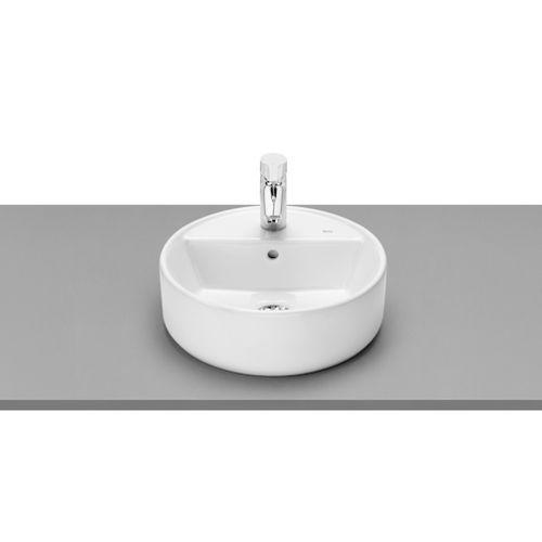 Aufsatzwaschbecken / rund / Porzellan / modern