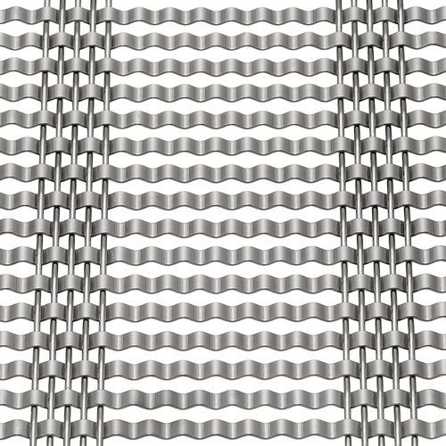 Metallgewebe für Decken - HAVER & BOECKER OHG