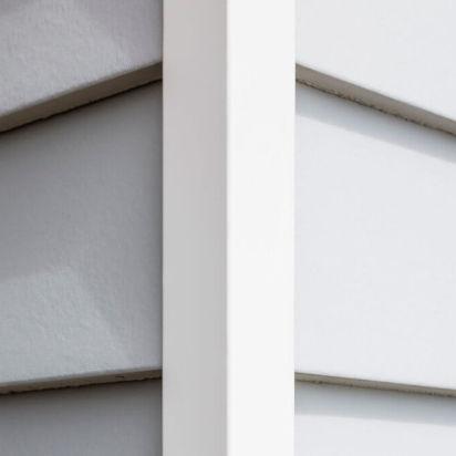 Aluminium-Abschlussprofil / für Außeneckprofil / für Fassaden / Winkel