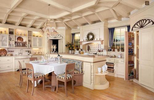 Provence Stil Küche