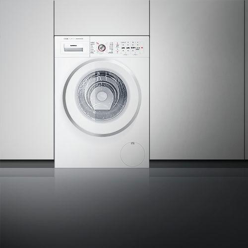 Frontlader-Waschmaschine / Einbau / EU-Energielabel