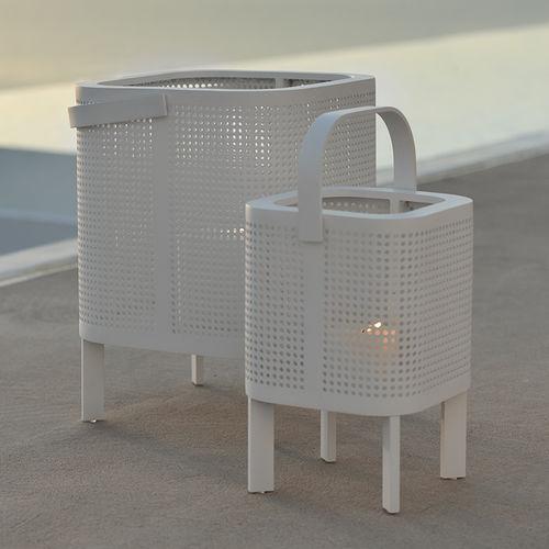 Aluminium-Kerzenhalter