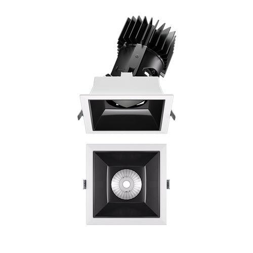 Strahler für Deckeneinbau / Innenraum / LED / abklappbar