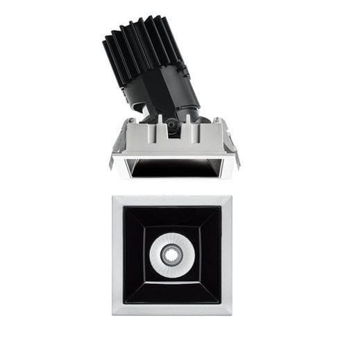 Strahler für Deckeneinbau / Innenraum / LED / quadratisch