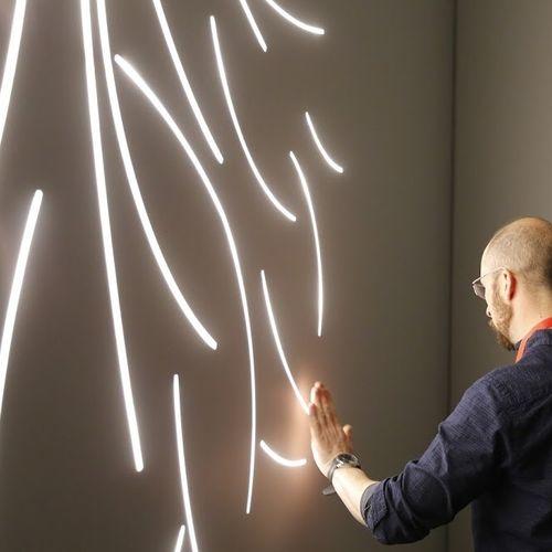 Einbau-Beleuchtungsprofil / LED / dimmbar / modulare Beleuchtungssysteme