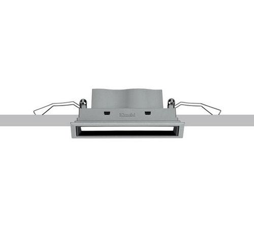 LED-Downlight / linear / Aluminiumguss / für Messen