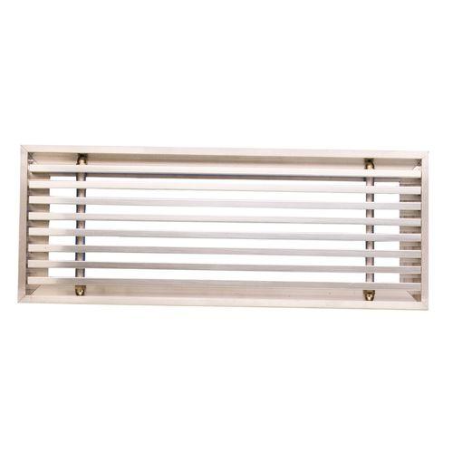 Aluminium-Lüftungsgitter / Linear