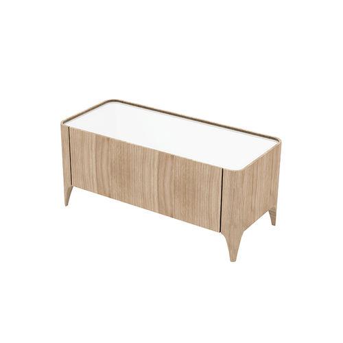 moderner Badezimmer-Schrank / Holz / mit Schublade / für Privatgebrauch