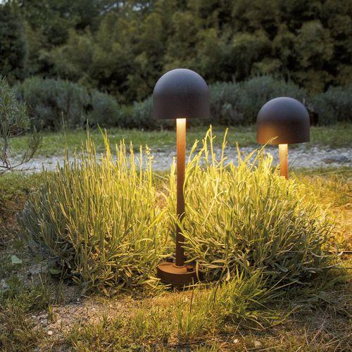 Garten-Leuchtpoller
