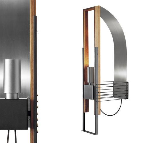 Wandleuchte / originelles Design / Stahl