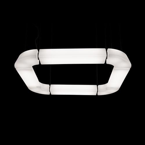 Hängelampe / modern / Polyethylen / LED
