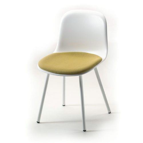 Restaurantstuhl / skandinavisches Design - arrmet