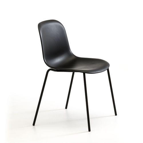 Besucherstuhl / skandinavisches Design - arrmet