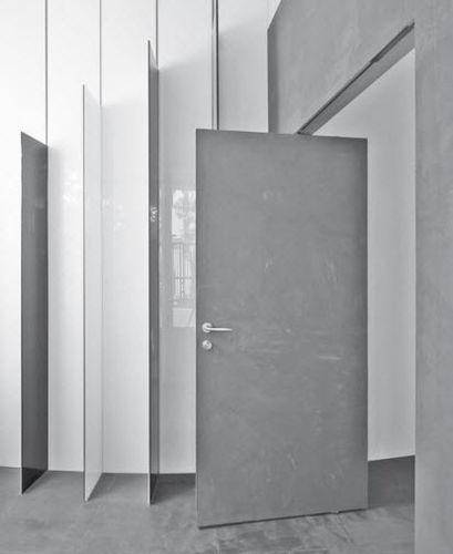 Tür-Drehzapfen