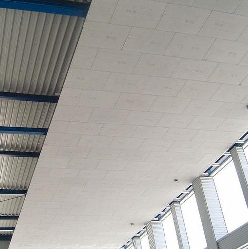 Zementbauplatte