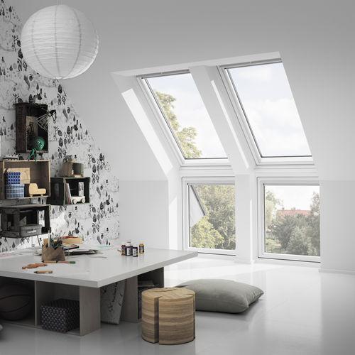 feststehendes Dachfenster