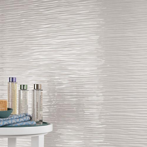Innenraum-Fliesen / Wand / Keramik / 40 x 80 cm
