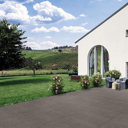 Außenbereich-Fliesen / Boden / Feinsteinzeug / 45x90 cm