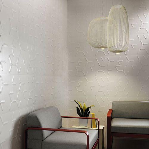 Innenraum-Fliesen / Wand / Feinsteinzeug / 40 x 80 cm