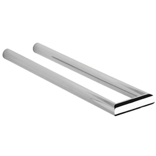 Handtuchhalter / 2 Stangen / wandmontiert / Metall