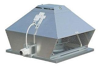 Rauchabzugsventilator / für Bedachungen / für professionellen Gebrauch / verzinkter Stahl