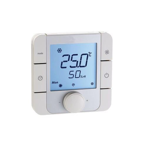 wandmontierter Temperatursensor