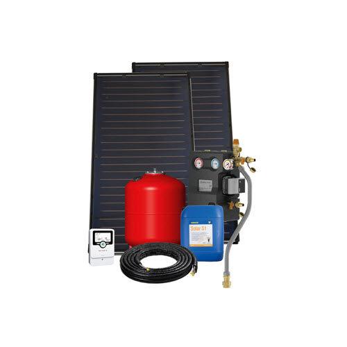 thermisches Solar-Komplett-Set