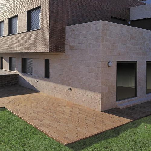 Außenbereich-Fliesen / Boden / Keramik / Klinker