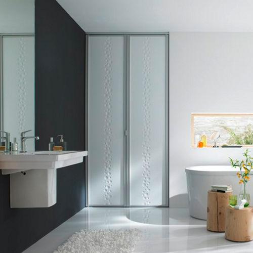 Innenbereich-Tür / faltbar / Laminat