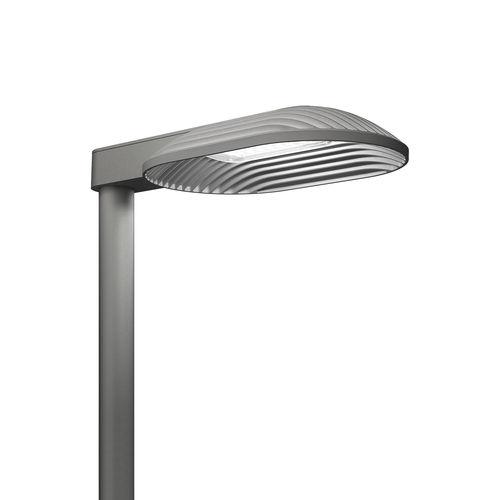 Straßenlaterne / modern / Aluminiumguss / Polycarbonat