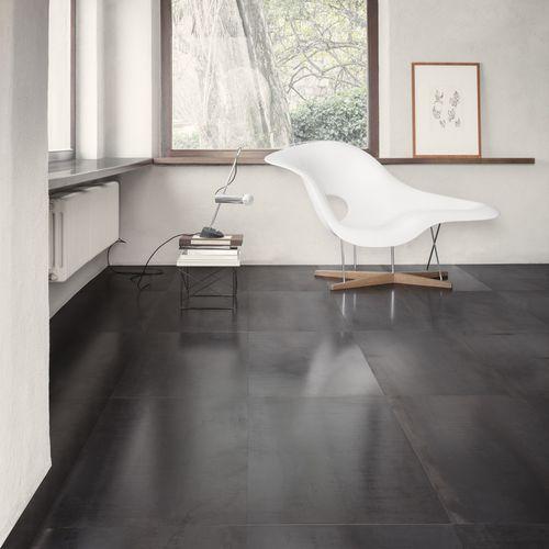 Innenraum-Fliesen / Wand / für Böden / Stahl