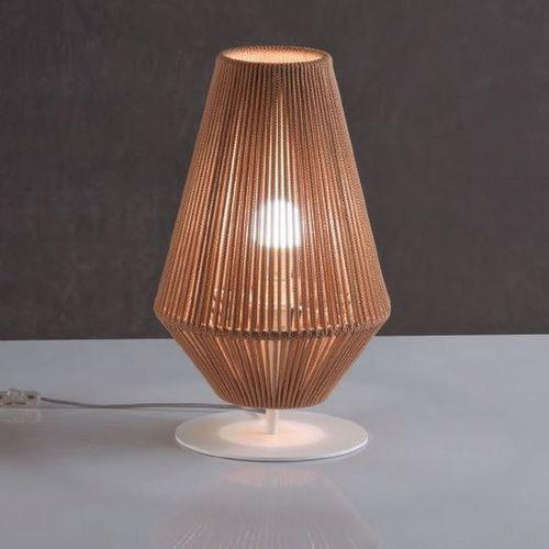 Tischlampe / modern / Kordel / Innenraum