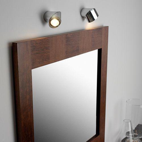 Deckenstrahler / wandmontiert / Innenraum / LED
