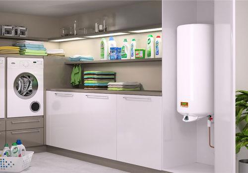 elektrischer Heißwasserspeicher / wandmontiert / Wohnbereich