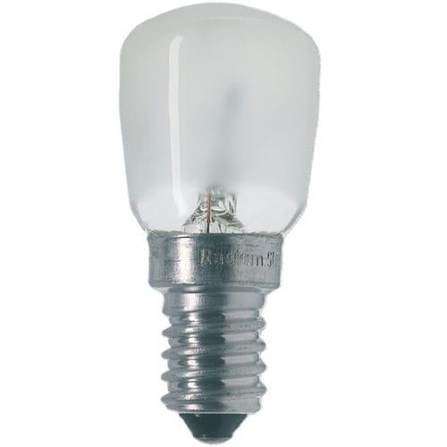 Glühbirne mit Glühlampe