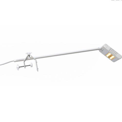 moderne Bilderleuchte / Aluminium / aus PC / LED