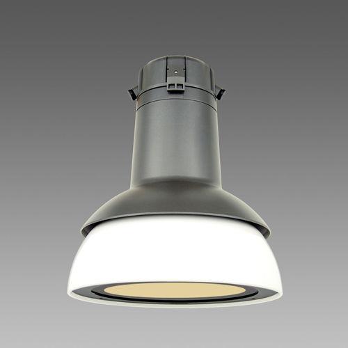 Hängeleuchte / LED / rund
