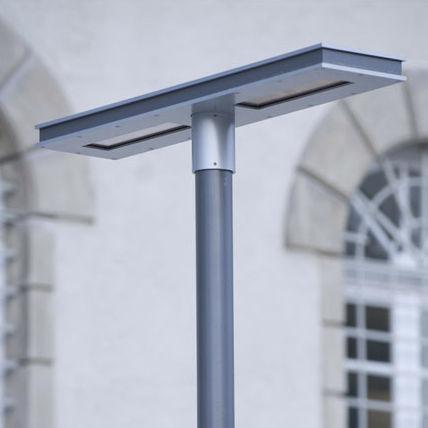 Gartenlaterne / Straßen / modern / Aluminium