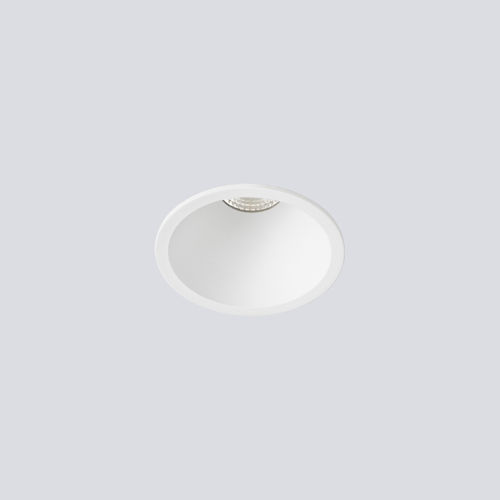 Einbaudownlight / LED / rund / Objektmöbel