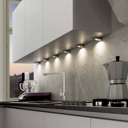 Downlight für Aufbau / für Küchen / LED / andere Formen