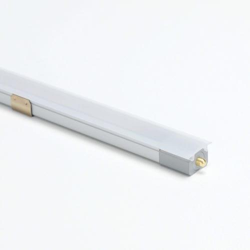 Leuchte für Aufbau / LED / linear / für Möbel