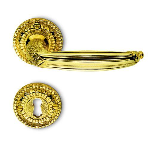 Türgriff / Messing / Bronze / klassisch