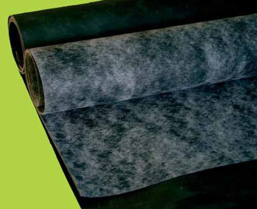Elastische Trittschalldämmung / in Rollenform / aus EPDM / Elastomer