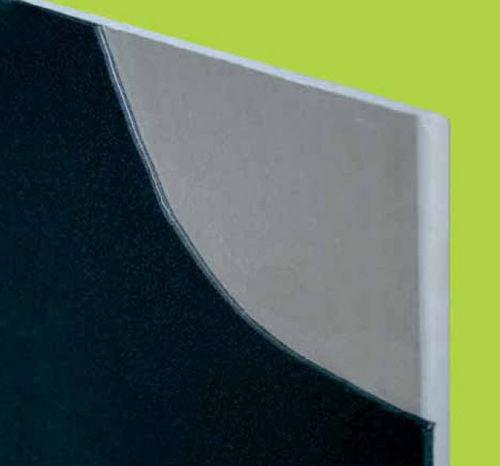 verstärkte Gipsplatte / Akustik