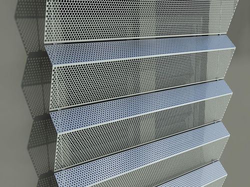 Platten-Fassadenverkleidung