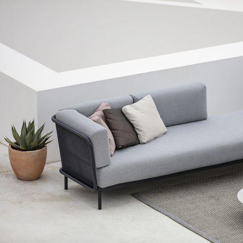 Kissen für Sofas / Außen / quadratisch / rechteckig
