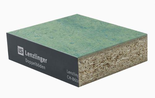 Holzdoppelboden / Spanplatte / Hochdruck Laminat / Linoleum