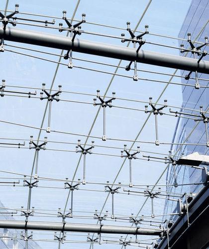 Stahlkabel für Seiltragwerk