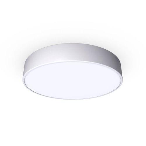 moderne Deckenleuchte / rund / Aluminium / Polycarbonat